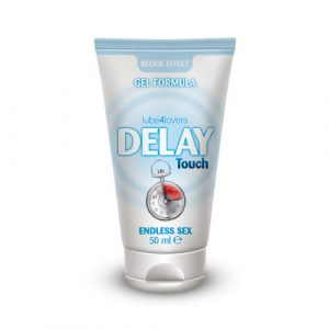TOYZ4LOVERS - LUBE4LOVERS - Gel ritardante delay touch gel 50ml